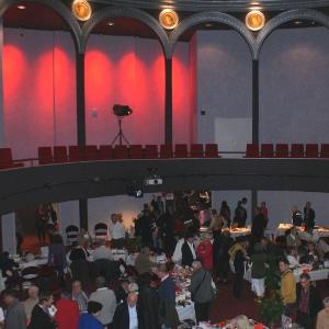 Salle du Théâtre, salon du livre 2013