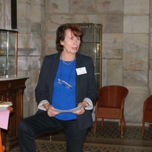WEYDENMEYER Françoise, présent au Salon du Livre de Royat Chamalières.