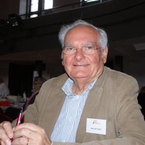 DUCLOZ Albert, présent au Salon du Livre de Royat Chamalières.