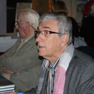MALROUX Antonin, présent au Salon du Livre de Royat Chamalières.