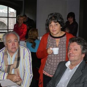COFFIGIER Dominique et MEROLLI Marc, présent au Salon du Livre de Royat Chamalières