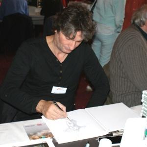 LASSERE François, présent au Salon du Livre de Royat Chamalières.