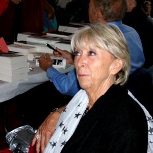 ATTAIX-VANDAME Françoise, présente au Salon du Livre Royat Chamalières