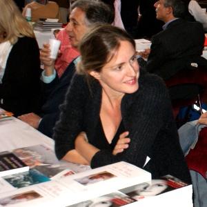 DAMAS Geneviève, présente au Salon du Livre de Royat Chamalières
