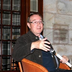 GLATT Gérard, présent au Salon du Livre de Royat Chamalières