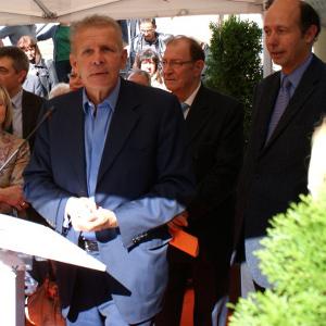 """Inauguration du Salon du Livre """" A Lire des Auteurs """" 2013"""