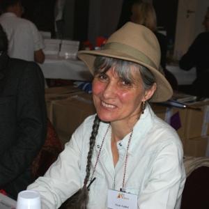 TARDY Nicole, présente au Salon du Livre de Royat Chamalières.