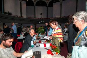 Rencontres au salon du Livre de Royat Chamalières : Romain FUSITER et Christophe CARLIER