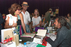 Rencontres au salon du Livre de Royat Chamalières : Pascal CROCI