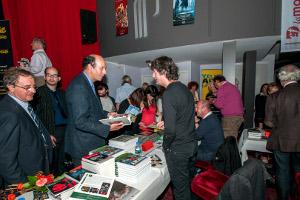 Rencontres au salon du Livre de Royat Chamalières : François LASSERE