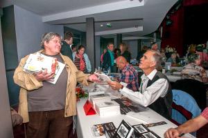 Rencontres au salon du Livre de Royat Chamalières : Jean LE BOËL