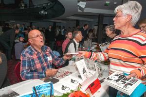 Rencontres au salon du Livre de Royat Chamalières : Jean GEOFFROY