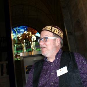 PRICE Randall, présent au Salon du Livre de Royat Chamalières.