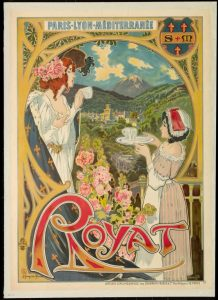 affiche royat