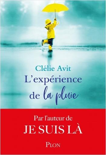 Clélie AVIT - L'expérience de la pluie - présenté au Salon du Livre de Royat-Chamalières 2019