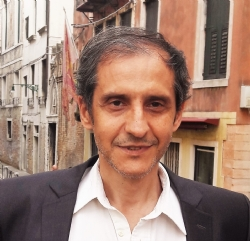 Portrait de Thierry BERLANDA - auteur présent au Salon du Livre de Royat-Chamalières 2019