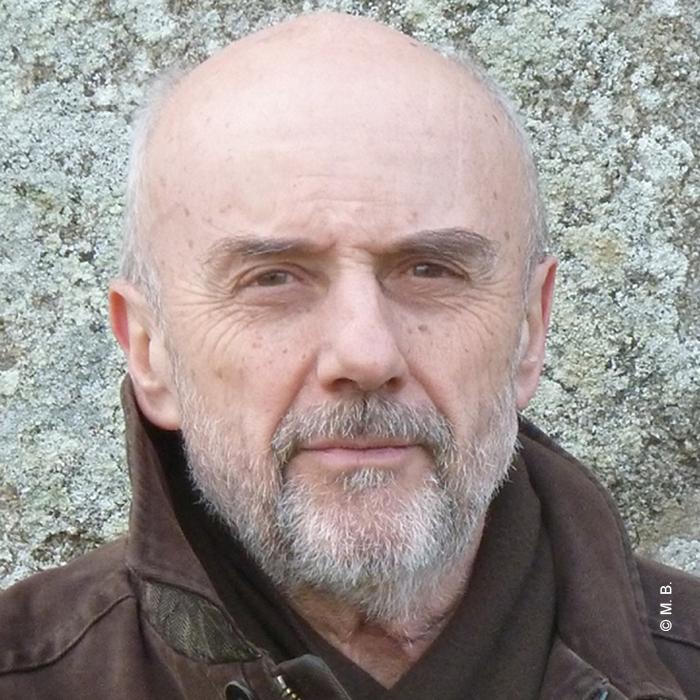 Portrait de Michel BLONDONNET - auteur présent au Salon du Livre de Royat-Chamalières 2019