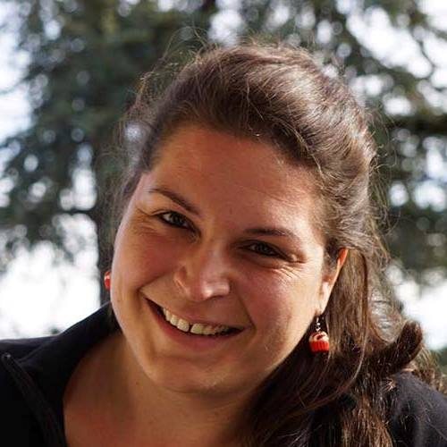 Portrait de Ludivine BOURDUGE - autrice présente au Salon du Livre de Royat-Chamalières 2019