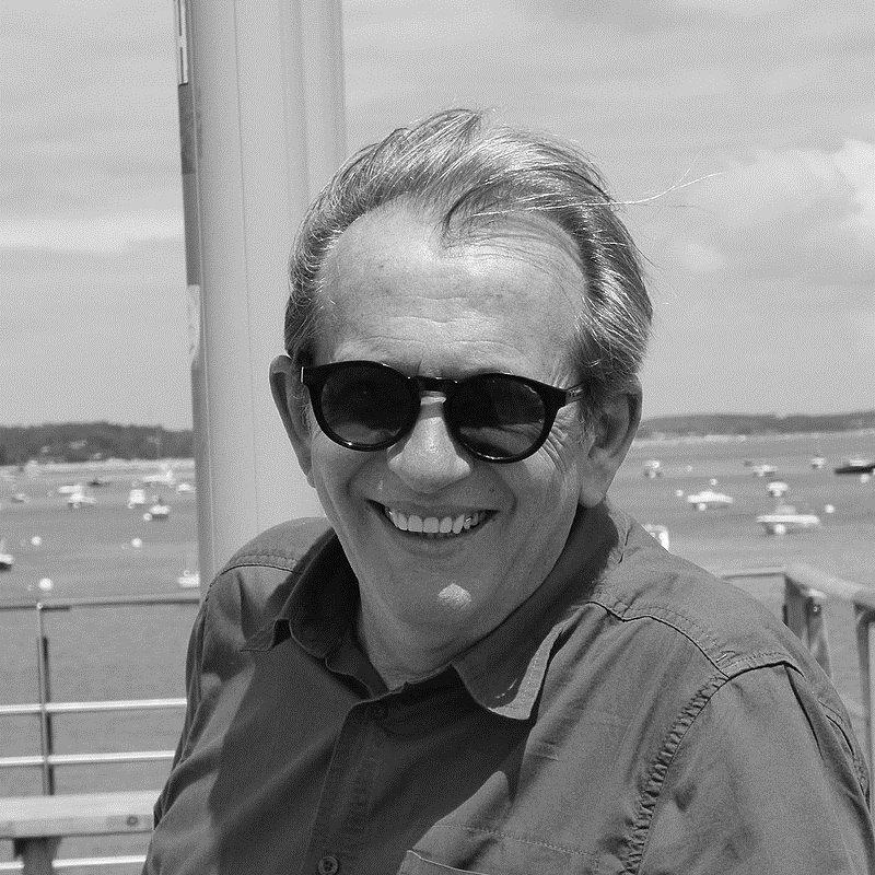 Portrait de Serge CAMAILLE - auteur présent au Salon du Livre de Royat-Chamalières 2019