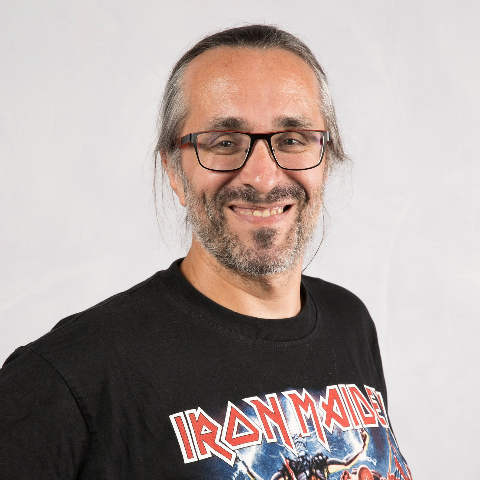 Portrait de Clapat - auteur présent au Salon du Livre de Royat-Chamalières 2019