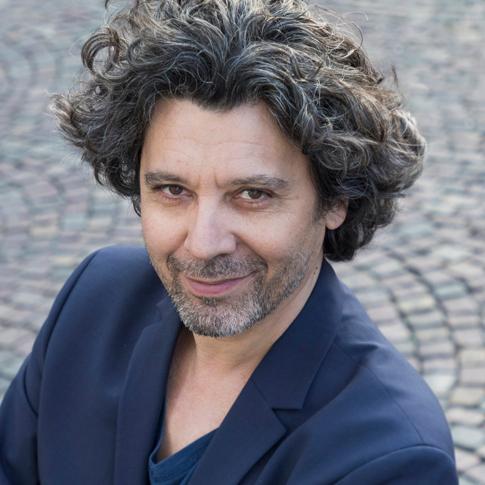 Portrait de Eric GENETET - auteur présent au Salon du Livre de Royat-Chamalières 2019