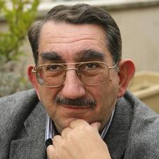 Portrait de Georges-Patrick GLEIZE - auteur présent au Salon du Livre de Royat-Chamalières 2019