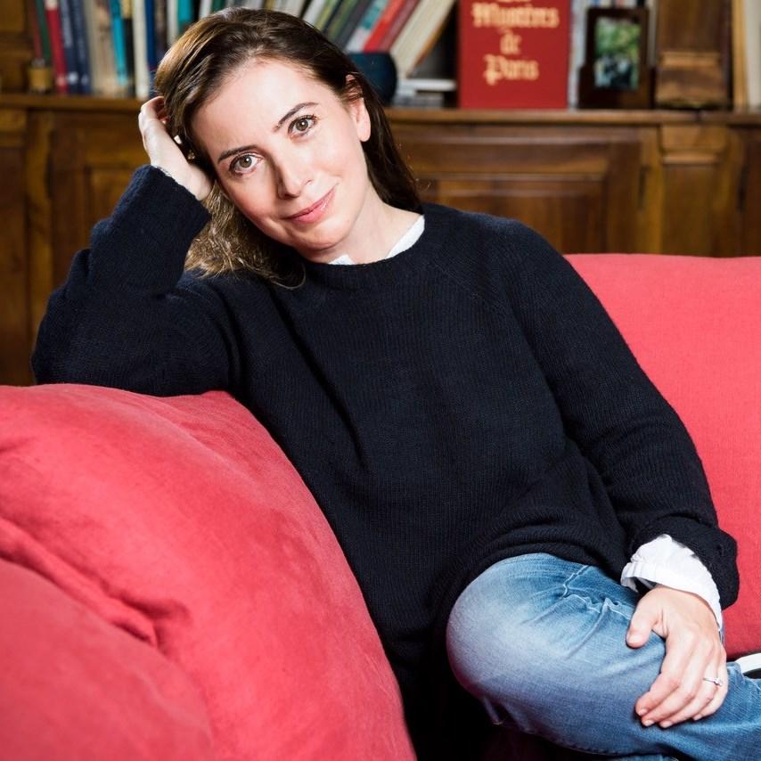 Portrait de Anne GOSCINNY - marraine du Salon du Livre de Royat-Chamalières 2019