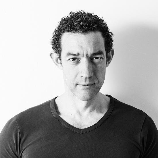 Portrait de Thomas GUNZIG - auteur présent au Salon du Livre de Royat-Chamalières 2019