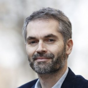 Portrait de Erwan L'ÉLÉOUET - auteur présent au Salon du Livre de Royat-Chamalières 2019