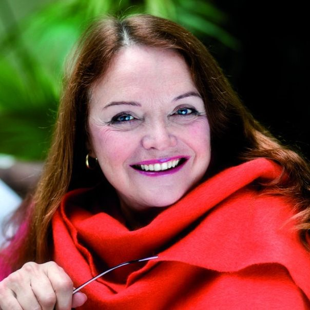 Portrait de Nicole LAMBERT - autrice présente au Salon du Livre de Royat-Chamalières 2019
