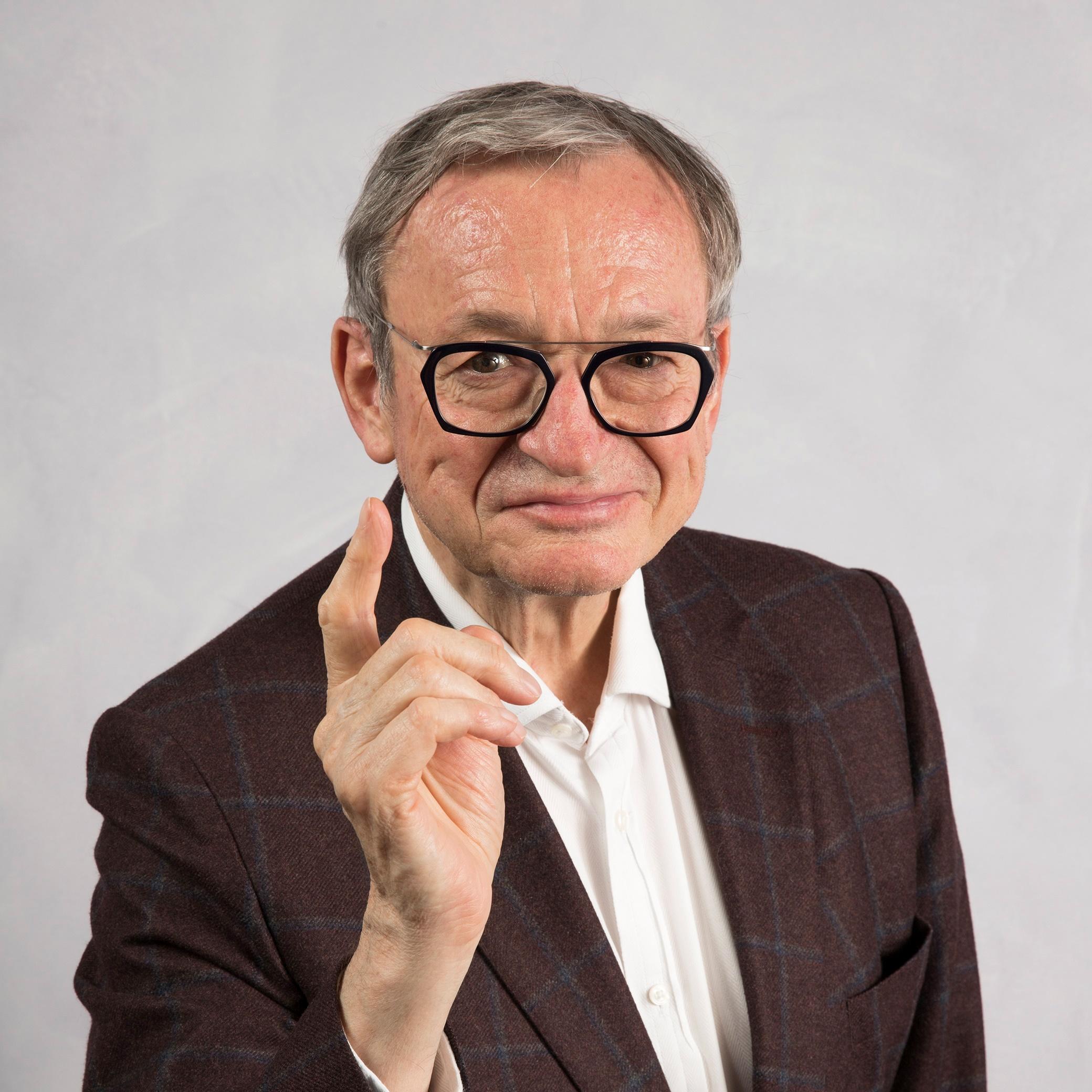 Portrait de Jean-Luc PETITRENAUD - auteur présent au Salon du Livre de Royat-Chamalières 2019