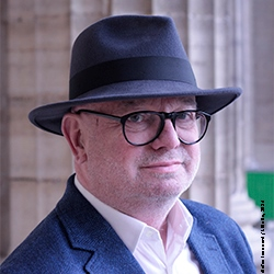 Portrait de Michel QUINT - auteur présent au Salon du Livre de Royat-Chamalières 2019