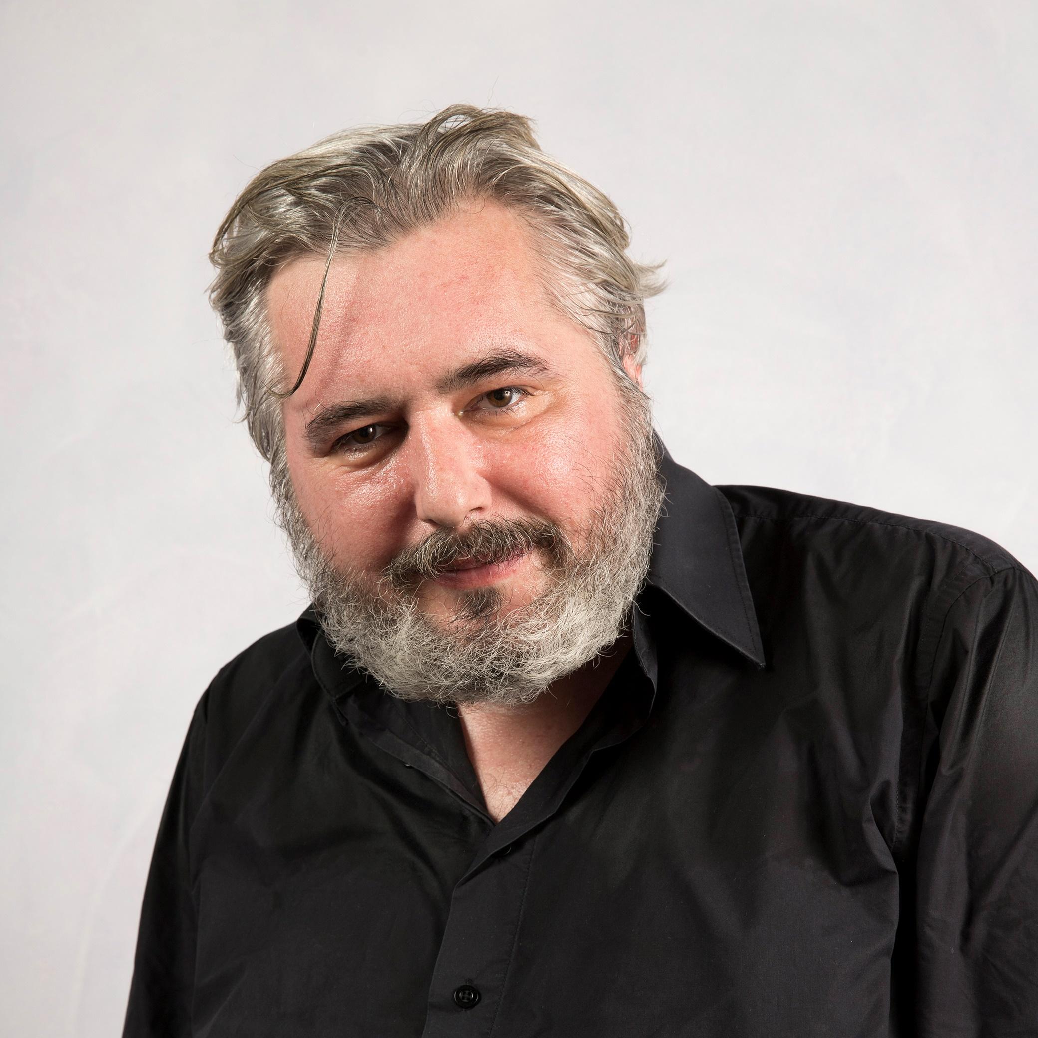 Portrait de Nicolas REY - auteur présent au Salon du Livre de Royat-Chamalières 2019