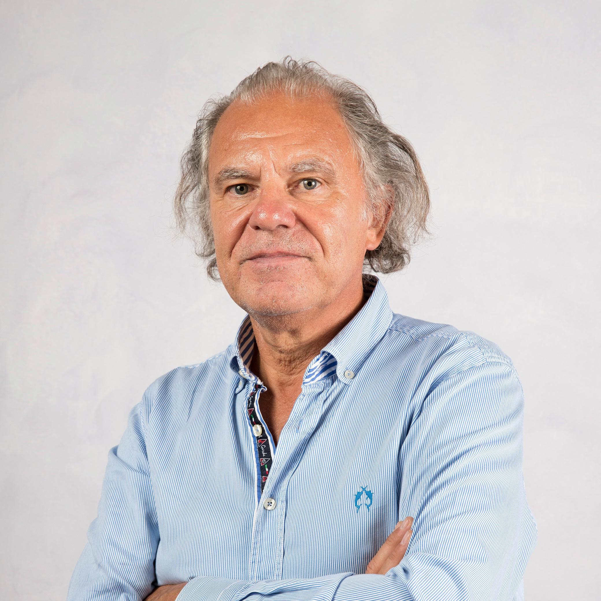 Portrait de Robinson - auteur présent au Salon du Livre de Royat-Chamalières 2019