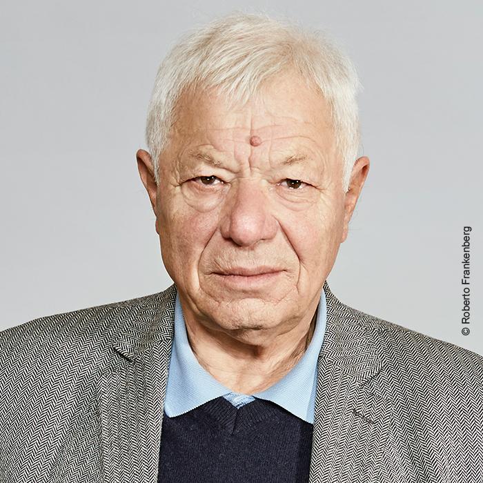 Portrait de Denis TILLINAC - auteur présent au Salon du Livre de Royat-Chamalières 2019