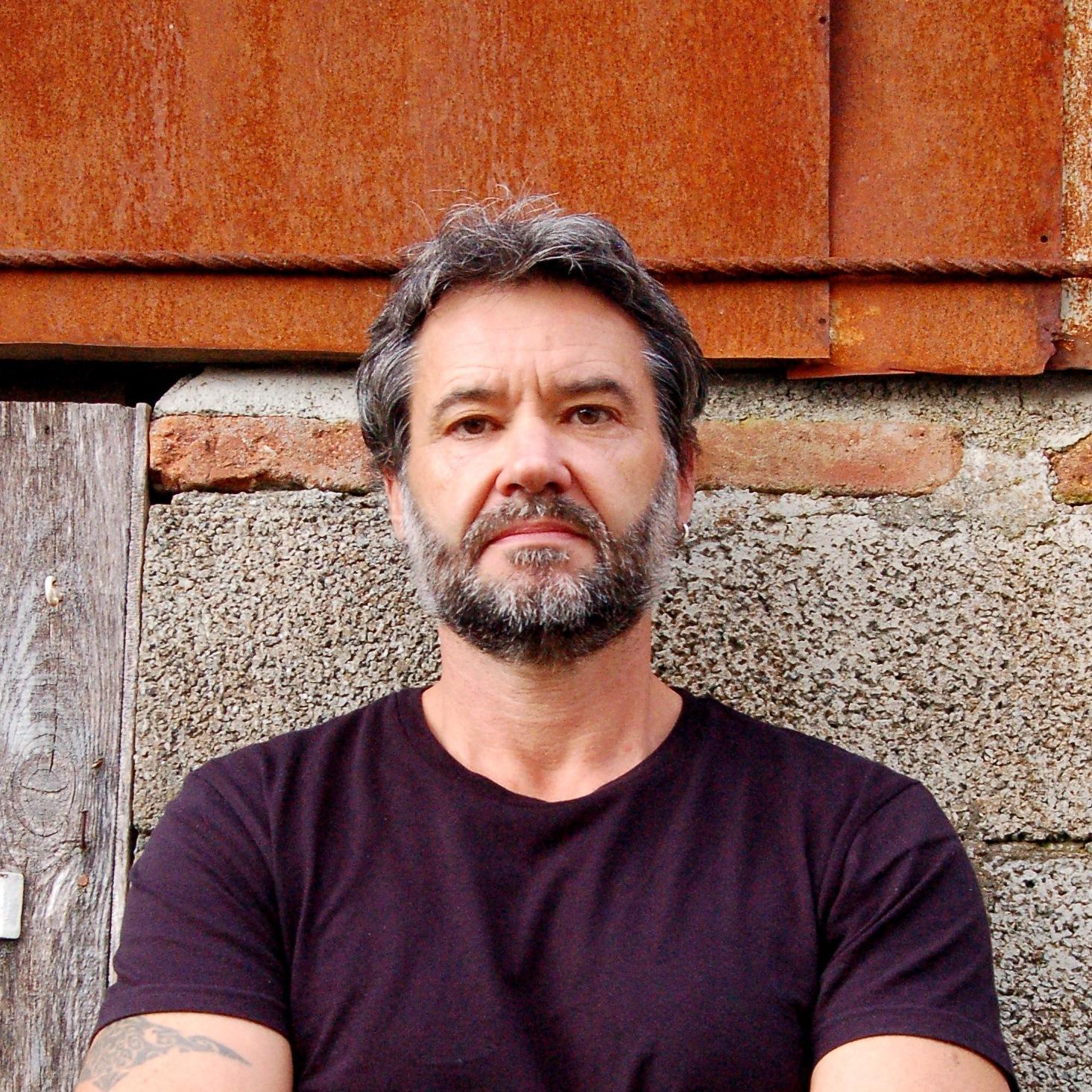Portrait de Franck BOUYSSE - auteur présent au Salon du Livre de Royat-Chamalières 2019