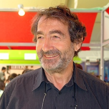 Portrait deJean-Pierre BONNET - auteur présent au Salon du Livre de Royat-Chamalières 2019