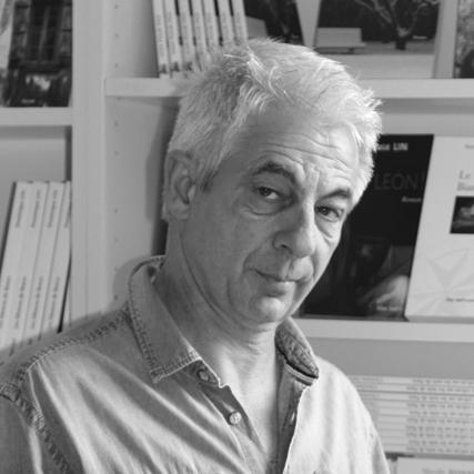Portrait deJean-Philippe CHABRILLANGEAS - auteur présent au Salon du Livre de Royat-Chamalières 2019