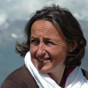 Portrait de Servane BARRIÈRE HAVETTE - autrice présente au Salon du Livre de Royat-Chamalières 2019