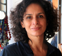Portrait de Murielle MAGELLAN - autrice présente au Salon du Livre de Royat-Chamalières 2019
