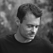 Portrait deCédric TOTÉE - auteur présent au Salon du Livre de Royat-Chamalières 2019
