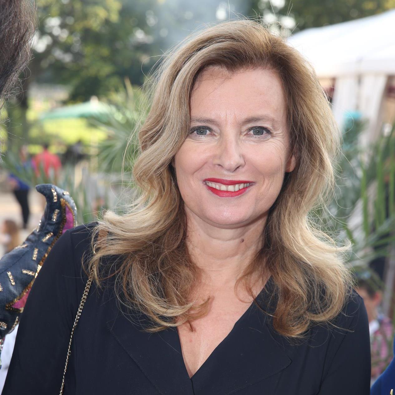 Portrait de Valérie TRIERWEILER - autrice présente au Salon du Livre de Royat-Chamalières 2019