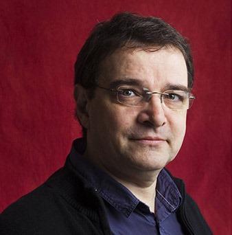 Portrait deLouis-Olivier VITTÉ - auteur présent au Salon du Livre de Royat-Chamalières 2019