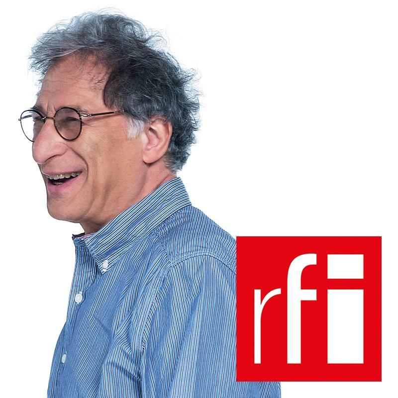 Portrait d'Yvan AMAR - auteur présent au Salon du Livre de Royat-Chamalières 2020
