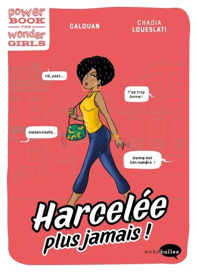 Calouan - Harcelée plus jamais présenté au Salon du Livre de Royat-Chamalières 2020