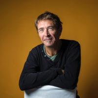 Portrait de Fabrice CAPIZZANO- auteur présent au Salon du Livre de Royat-Chamalières 2020