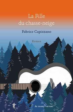 Fabrice CAPIZZANO - La fille du chasse-neige présenté au Salon du Livre de Royat-Chamalières 2020