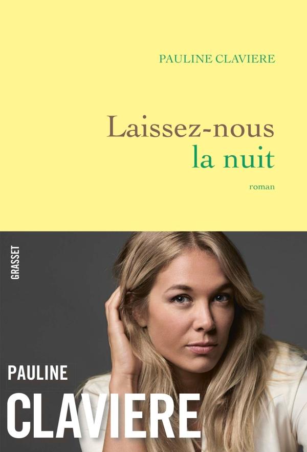 Pauline CLAVIÈRE - Laissez-nous la nuit présenté au Salon du Livre de Royat-Chamalières 2020