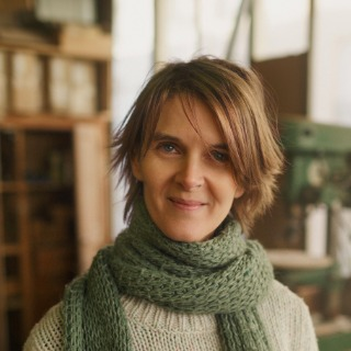 Portrait de Sophie de Villenoisy - autrice présente au Salon du Livre de Royat-Chamalières 2020