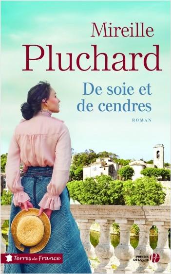 Mireille PLUCHARD - De soie et de cendres présenté au Salon du Livre de Royat-Chamalières 2020